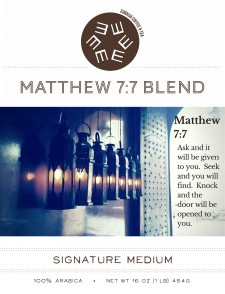 Matthew 77 Blend Medium