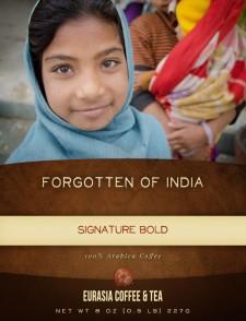Forgotten of India Bold